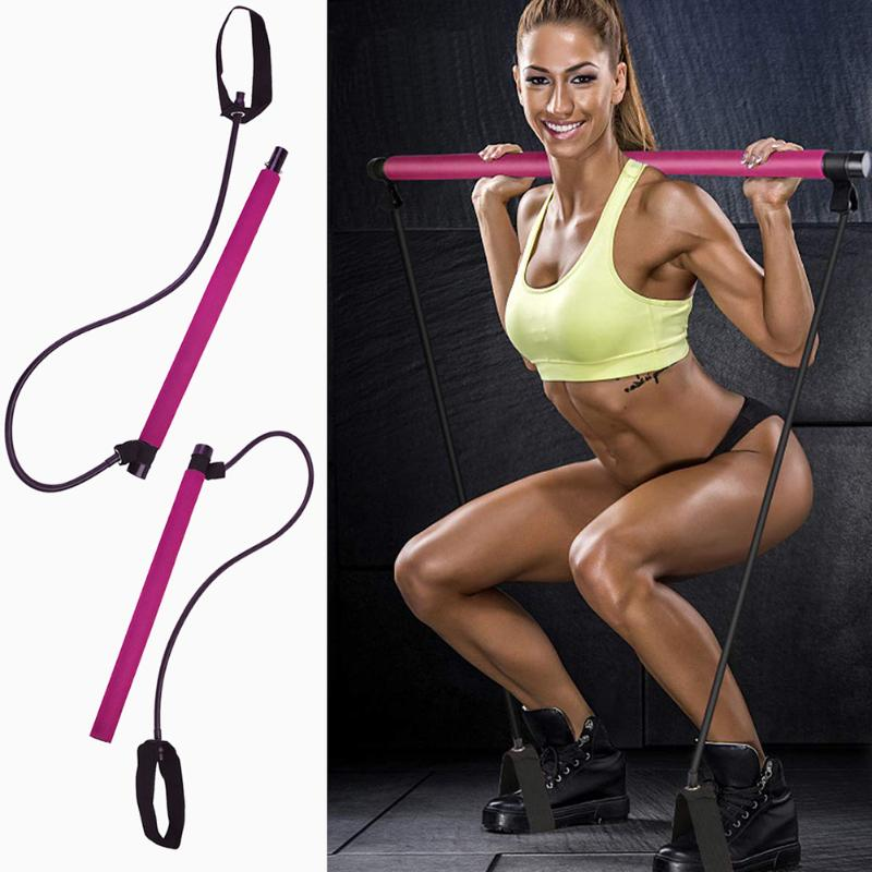 Workout Resistance Tubes for Indoor