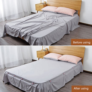 Multifunctional 4 Pcs Bed Sheet Holder