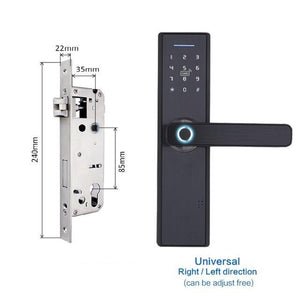 Biometric Smart Door Lock