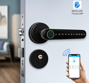 Biometric fingerprint Smart Lock