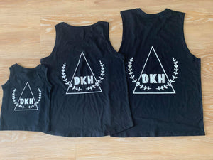 Custom adults T-shirts/singlets