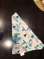 Reversible Pet bandanas