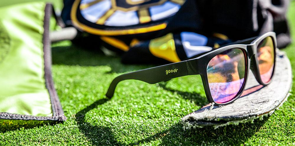 Goodr It's all in the Hips Golf Sunglasses
