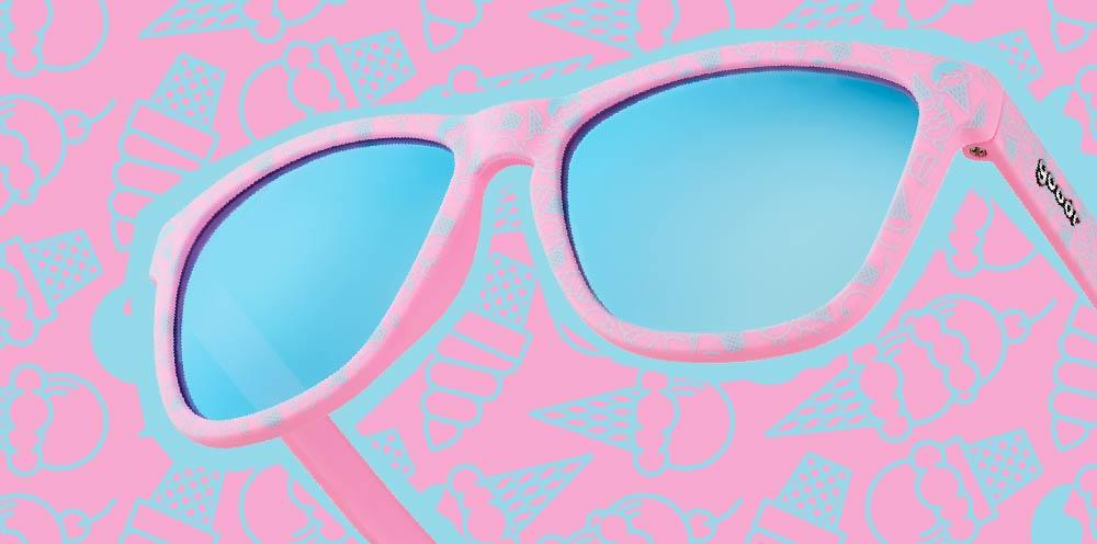 Sunnies with a Chance of Sprinkels - The OGs - goodr sunglasses