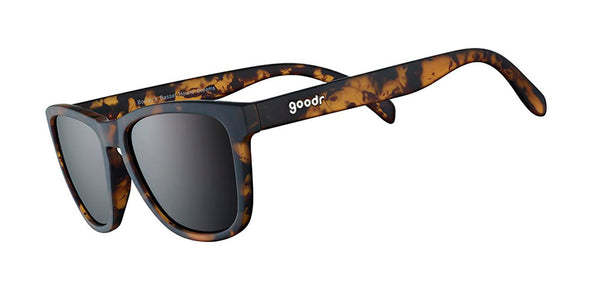 Tortoiseshell goodr sunglasses - The OGs - Side View