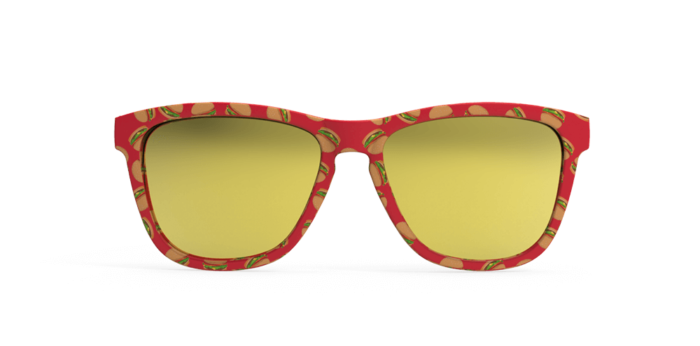 Goodr Sun's Out, Buns Out Polarised Sunglasses