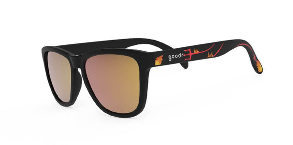 Goodr See you in Hell! Polarised Running Sunglasses