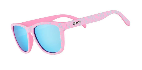 Sunnies with a Chance of Sprinkels - The OGs - goodr sunglasses side view