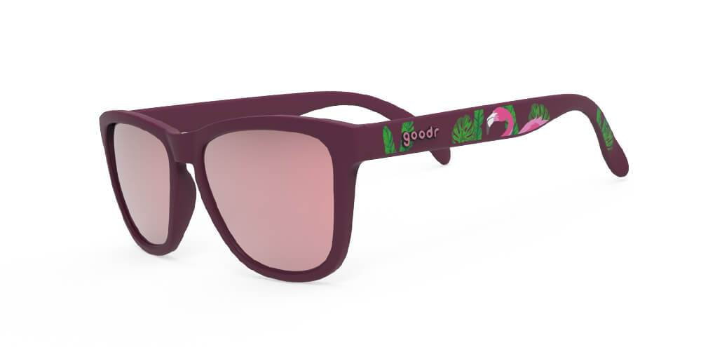 Goodr Hungover in the Oasis Polarised Running Sunglasses