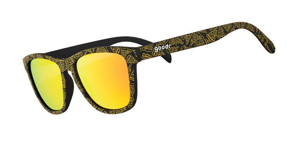 The Passion of the Crust - The OGs - goodr sunglasses side view