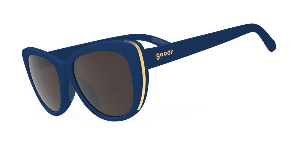 Goodr Mind the Wage Gap Wedge Golf Sunglasses