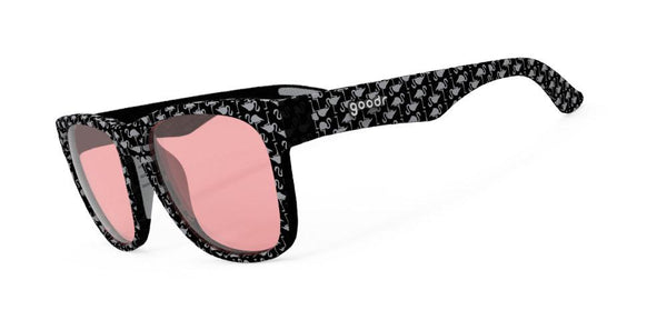 Goodr You Say Bogey, I Say Flamingo Golf Sunglasses