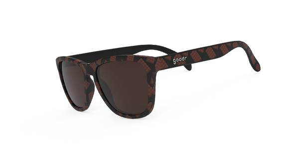 Goodr RIP Augustus Gloop Polarised Sunglasses