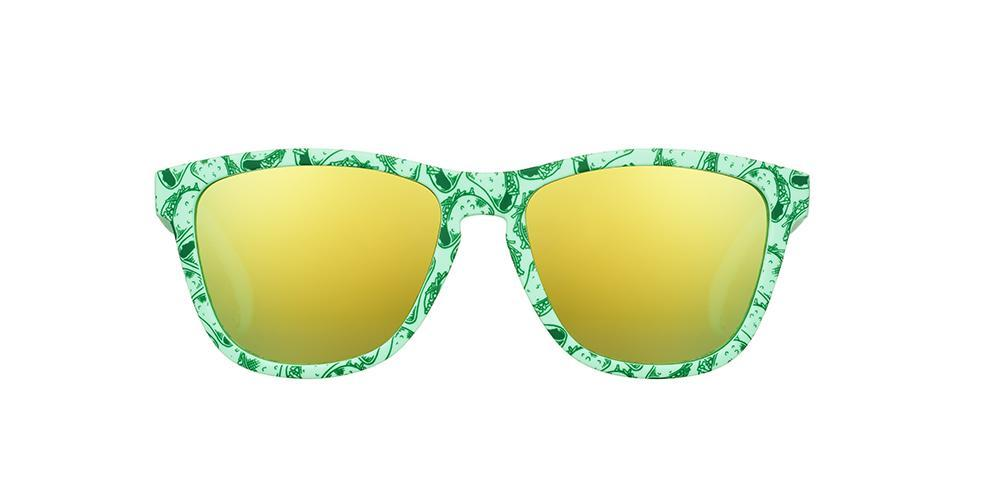 It's Tuesday Somewhere - The OGs - goodr sunglasses front view
