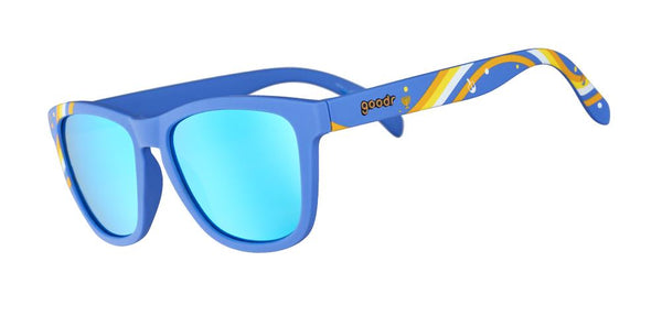 We Had Lights First - The OGs - Hanukkah Sunglasses goodr Side View