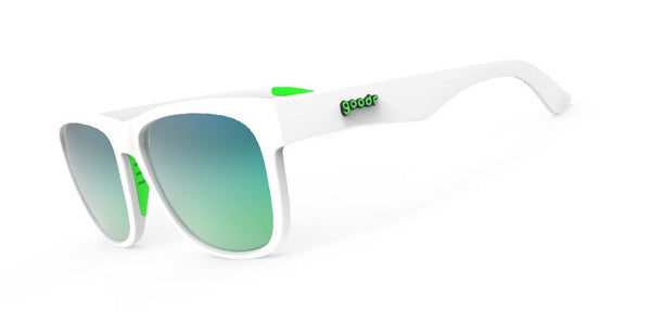 Goodr Sunglasses – Gangster AMRAPper Side View