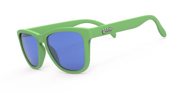 Goodr Gangrene Runner's Toe Sunglasses Side View
