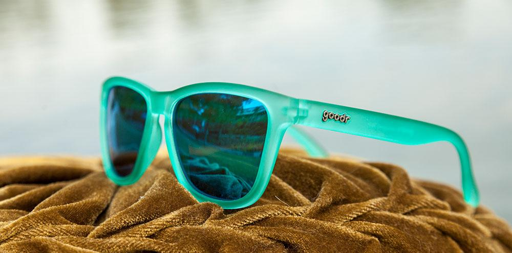 Goodr Nessy's Midnight Orgy, OGs – Polarised Running Sunglasses