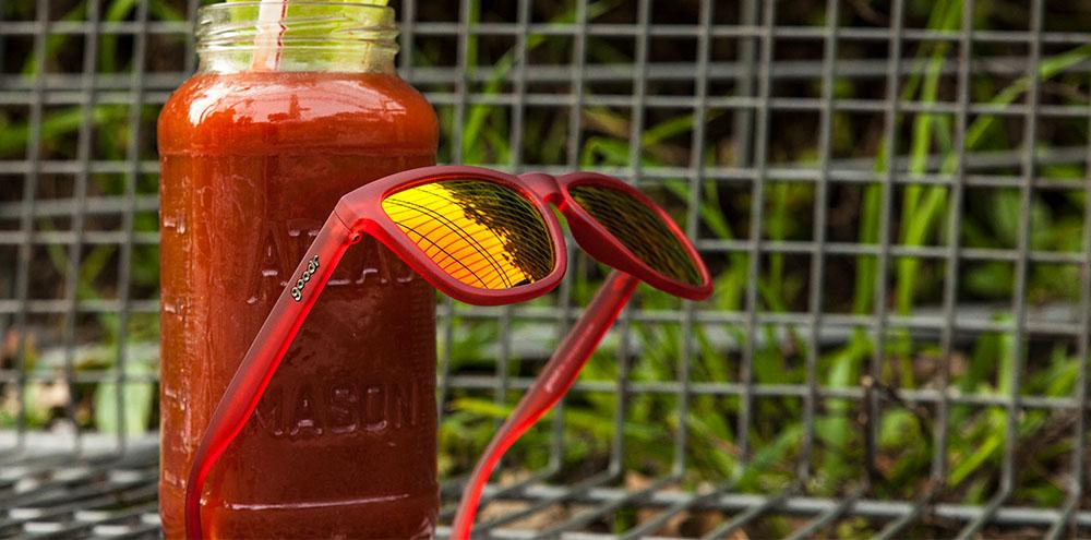 Goodr Running Sunglasses – Phoenix at a Bloody Mary Bar, OGs – Goodr UK