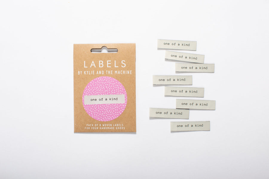 One of a Kind Labels