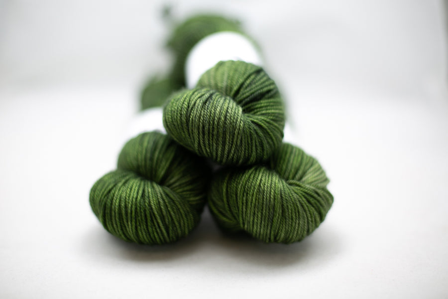Lush Worsted - Grass is Always Greener