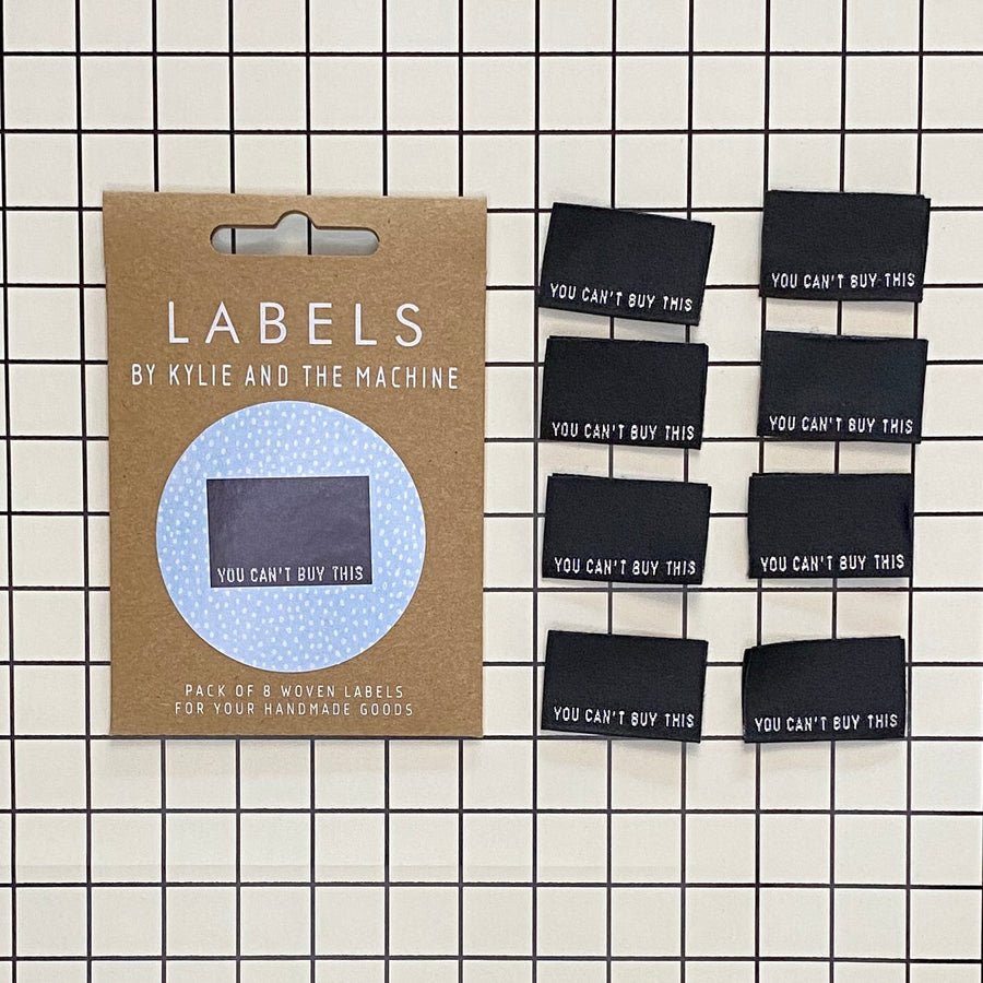 You Can't Buy This Labels