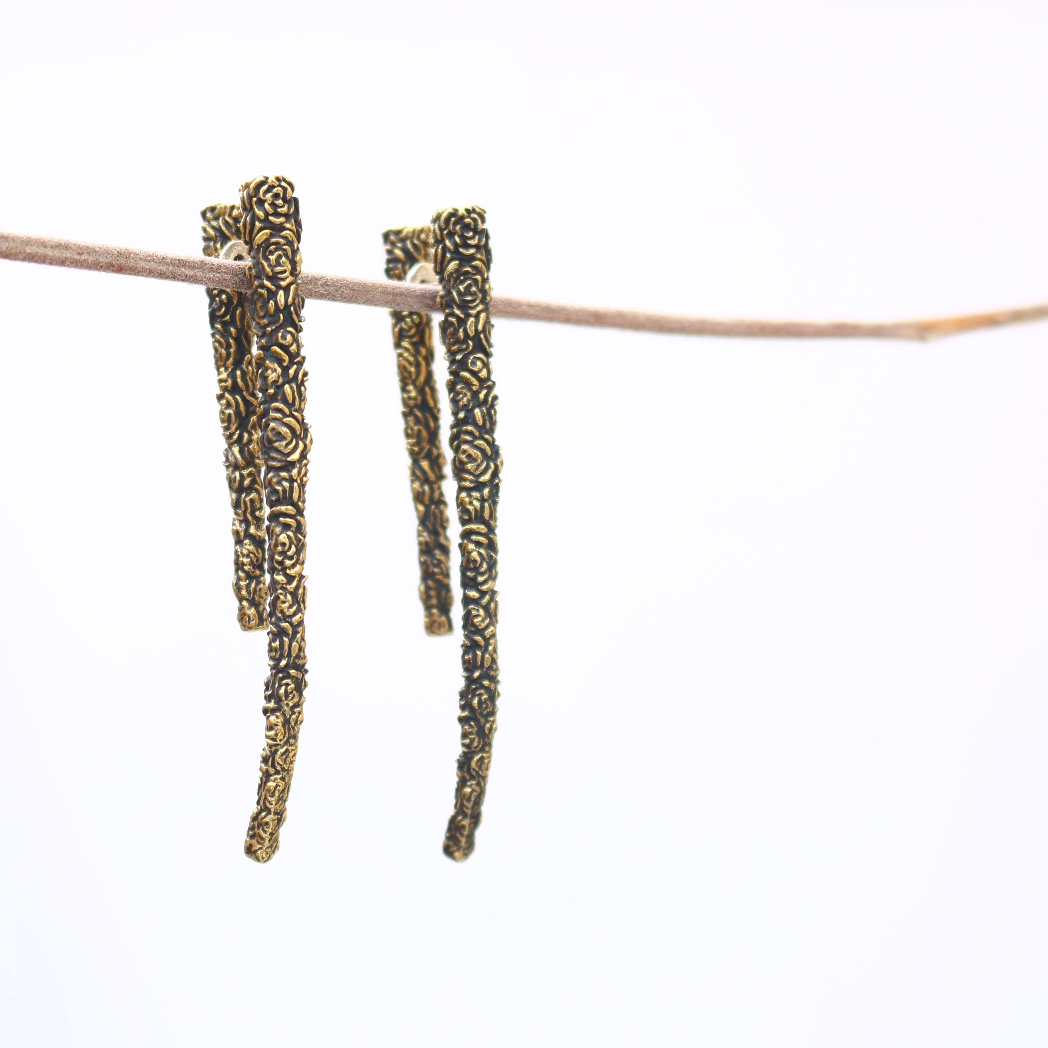 Pendolo Earrings - Trendivine