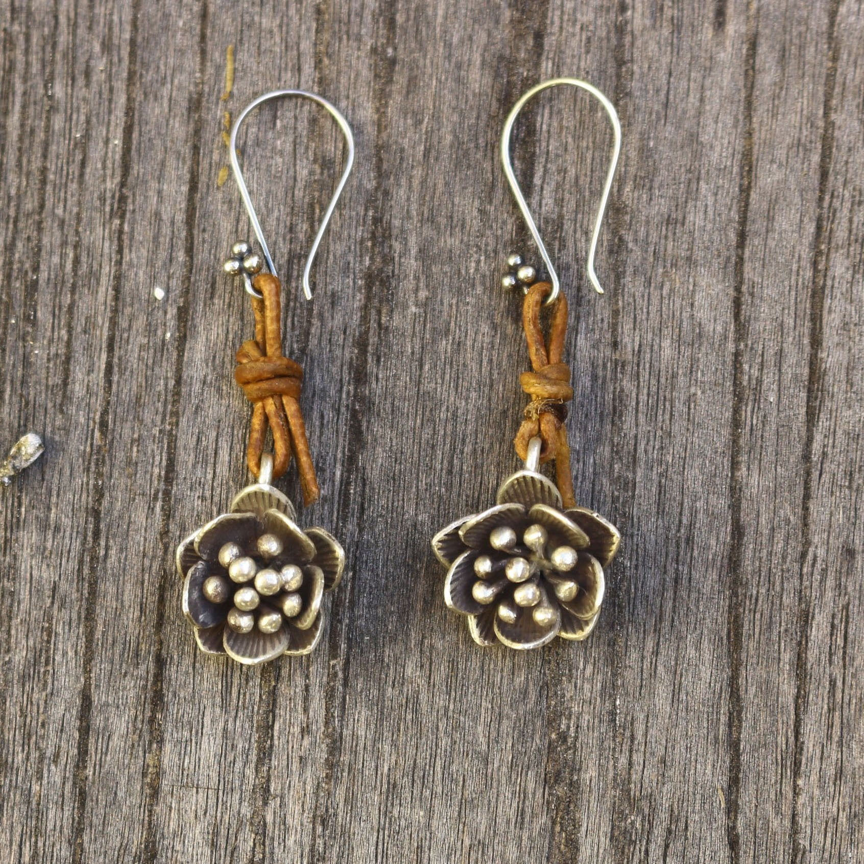 Lotus Earrings - Trendivine