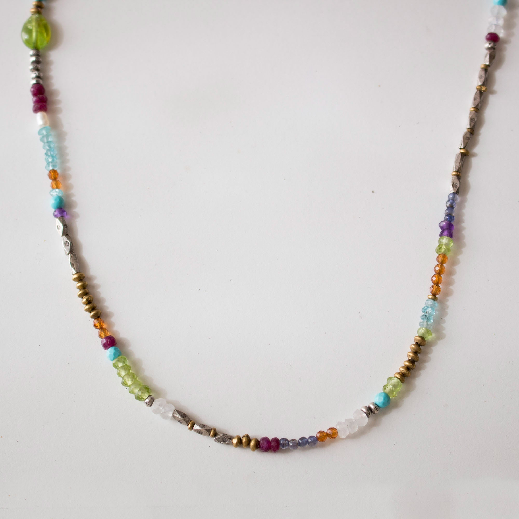 Ruby Bliss Necklace