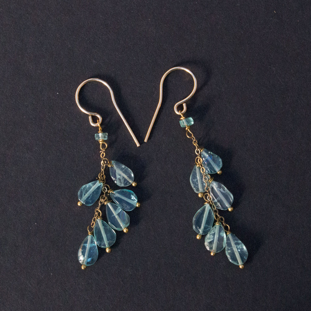 Apatite dangle and drop
