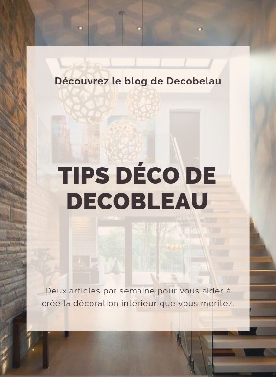 Tips deco de decobleau