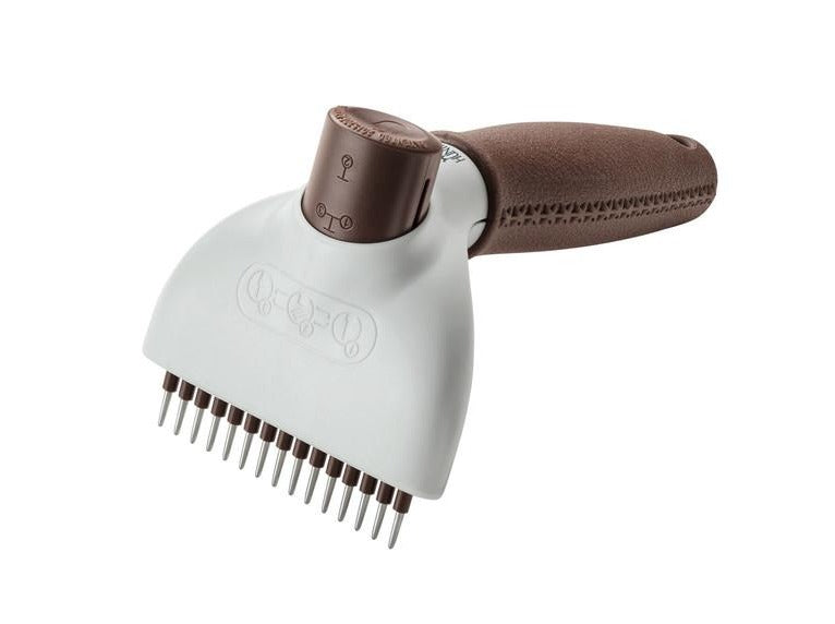 De-Tangling Currycomb SPA - Self-Cleaning