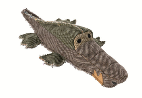 Canvas Maritime Crocodile