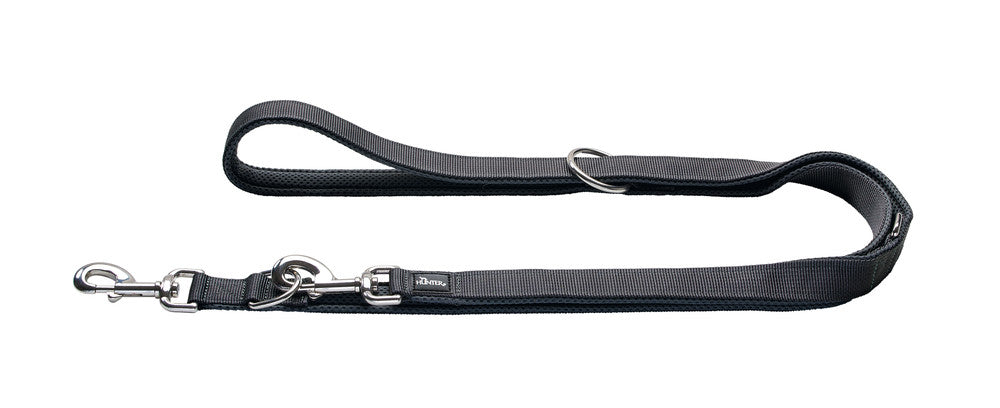 Adjustable leash DIVO (3-ring)