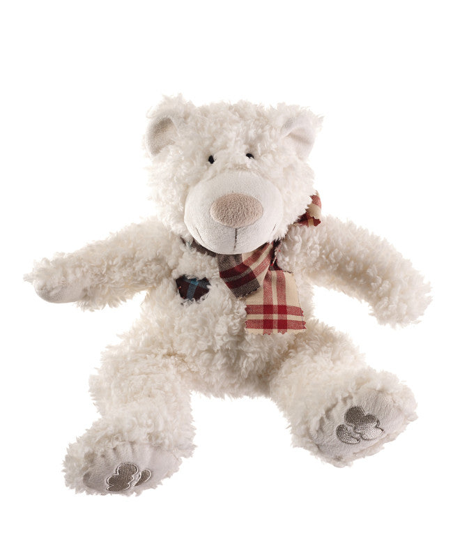 Byron Bear White