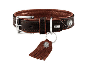 Collar Cody Bison Leather