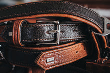 Load image into Gallery viewer, Collar Cody Bison Leather