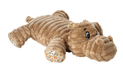 Dog toy HUGGLY Amazonas Hippo