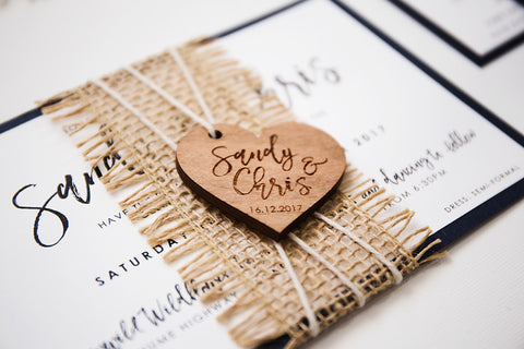 Wedding Invitations Southern Highlands NSW