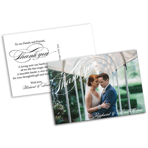 Richard | Thank You Card - ImpeccaBelle | Southern Highlands | Australia