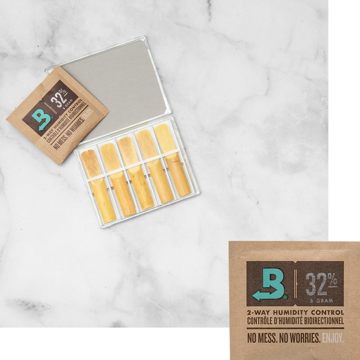Boveda Size 8, 32%, 72%, and 84% RH