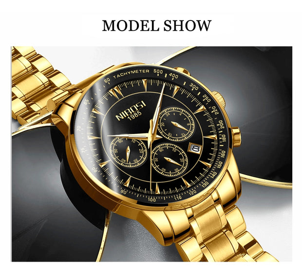 Men Watches Top Brand Luxury 2019 Business Watches For Men Military Army Clock
