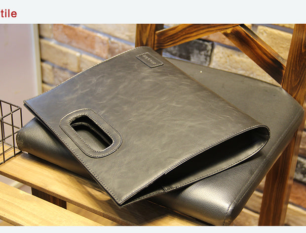 New Trend Leather hand/Clutch Bag