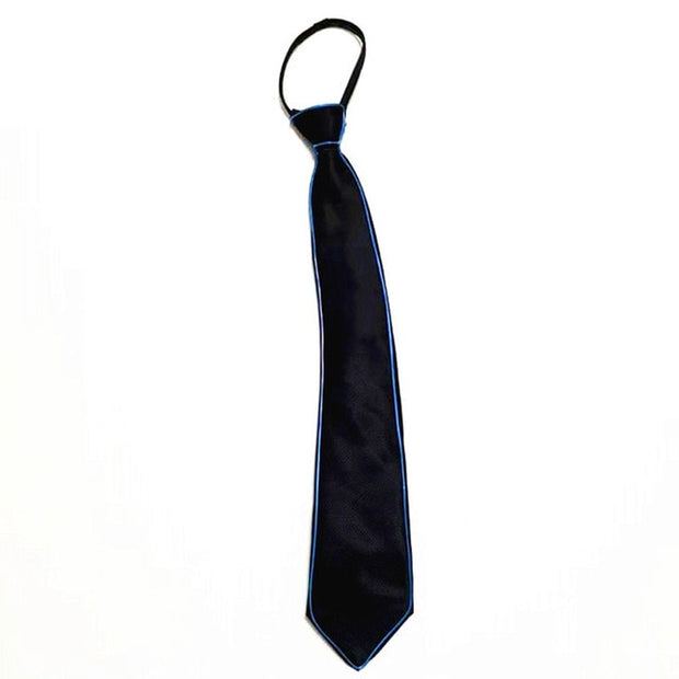 Light Up Necktie Led Ties For Club / Party / Show Accessories