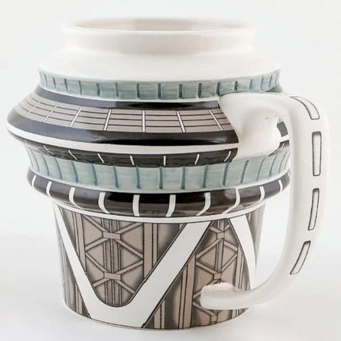 3D Molded Space Needle Mug