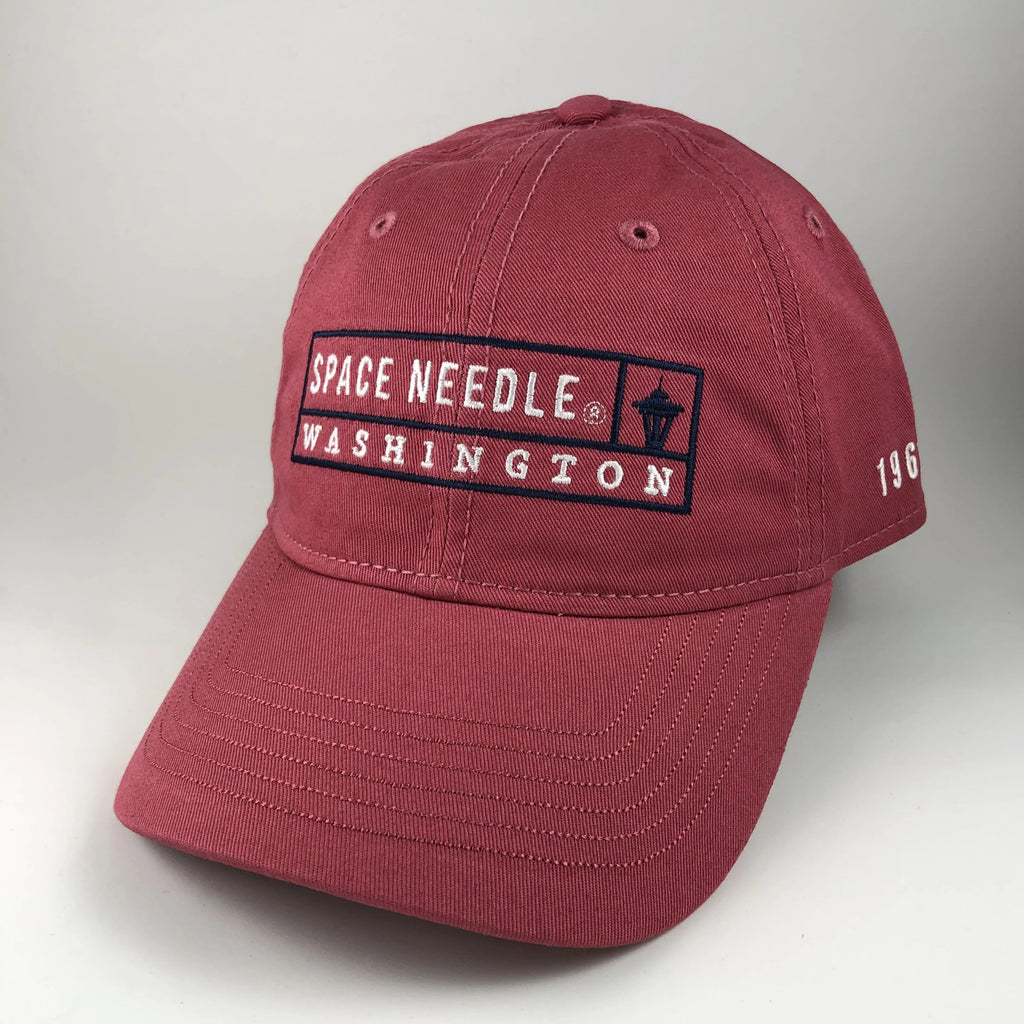 Space Needle Washington Baseball Cap