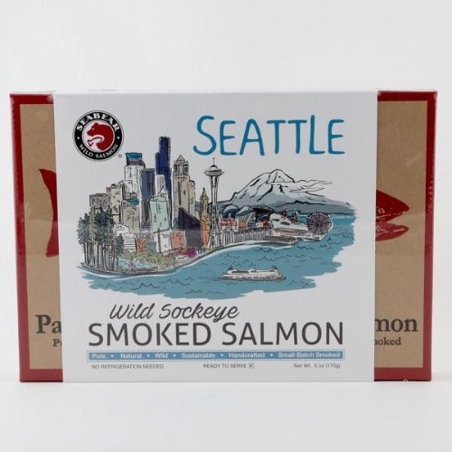 SeaBear Seattle Smoked Salmon