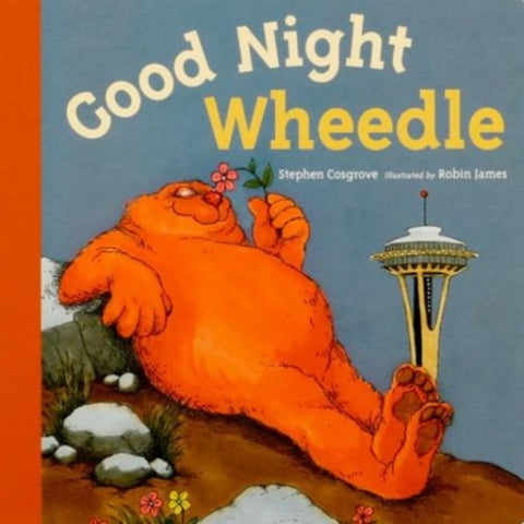 Good Night Wheedle Board Book
