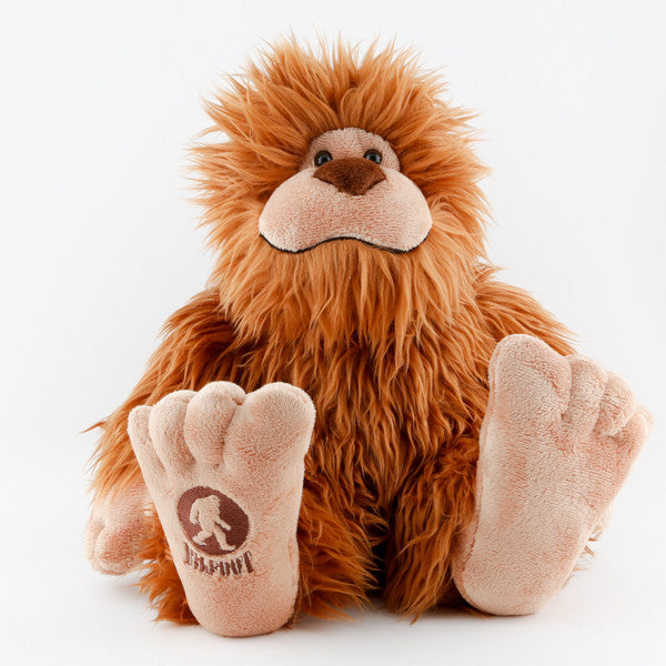 Bigfoot Plush