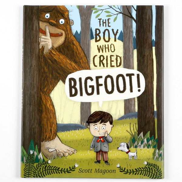 The Boy Who Cried Bigfoot